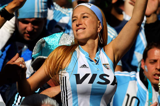 Belas Mulheres Latino S Argentina-7906