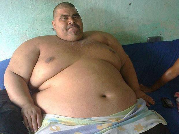 Gordinho Procura Homem Em Alcade Henares-6301