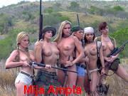 Os Anúncios Duplo Mulheres No Las Palmasmadrid-6884