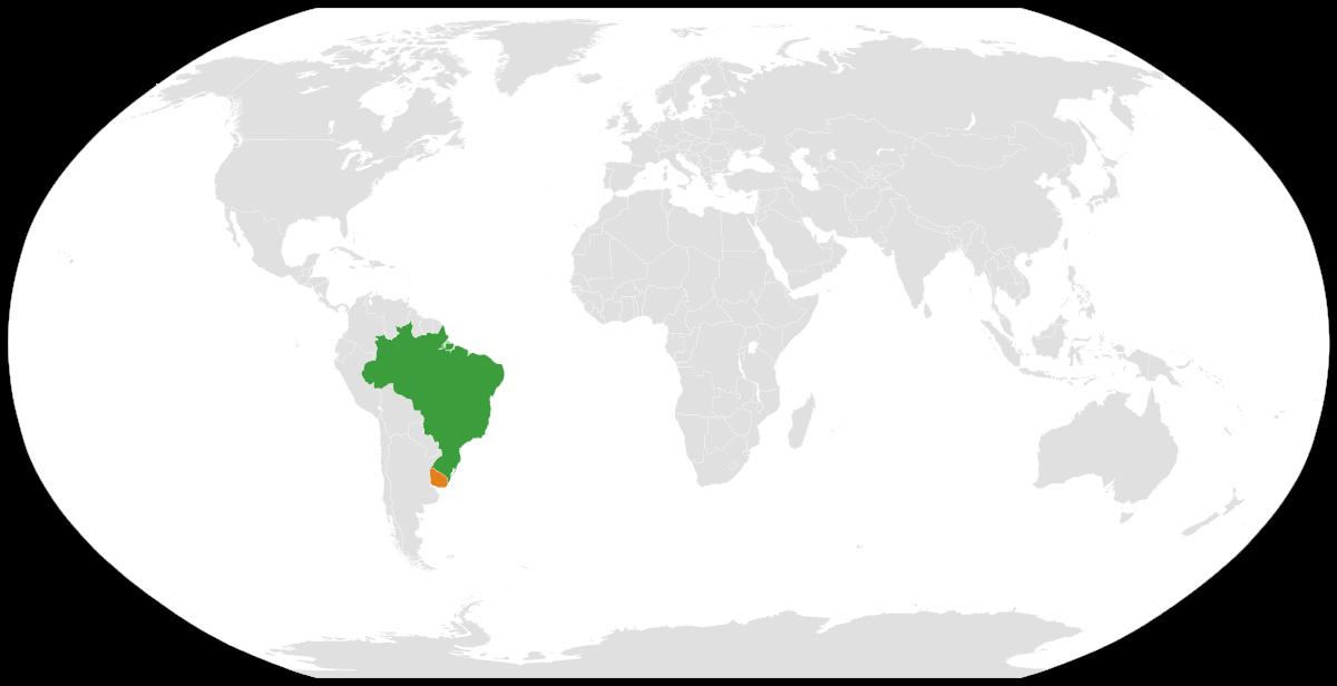 Relações Esporadicas Em La Uruguay-1198