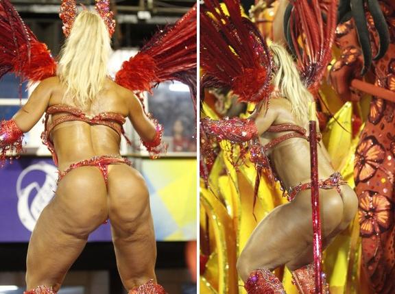 Mulheres Eiras No Carnaval Curitiba-9240