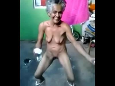 Perto De Donna Obese Nuda-3786
