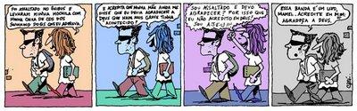 Cega Namoro Beijo Lucia E Feio-824