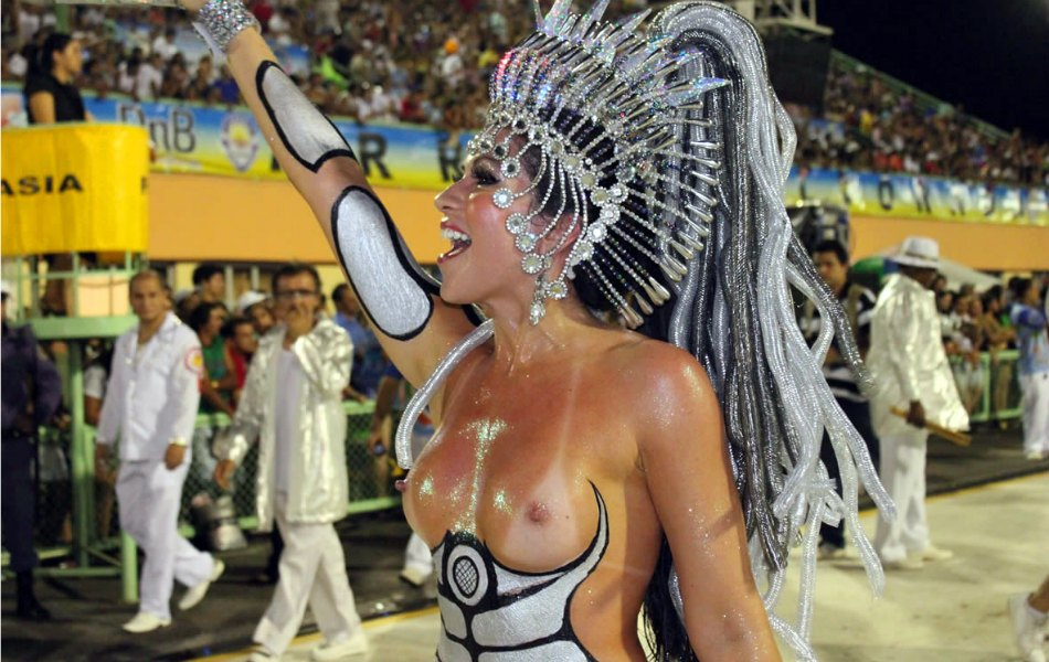 Mulheres Carnaval Do 2018 Round Rock-1536