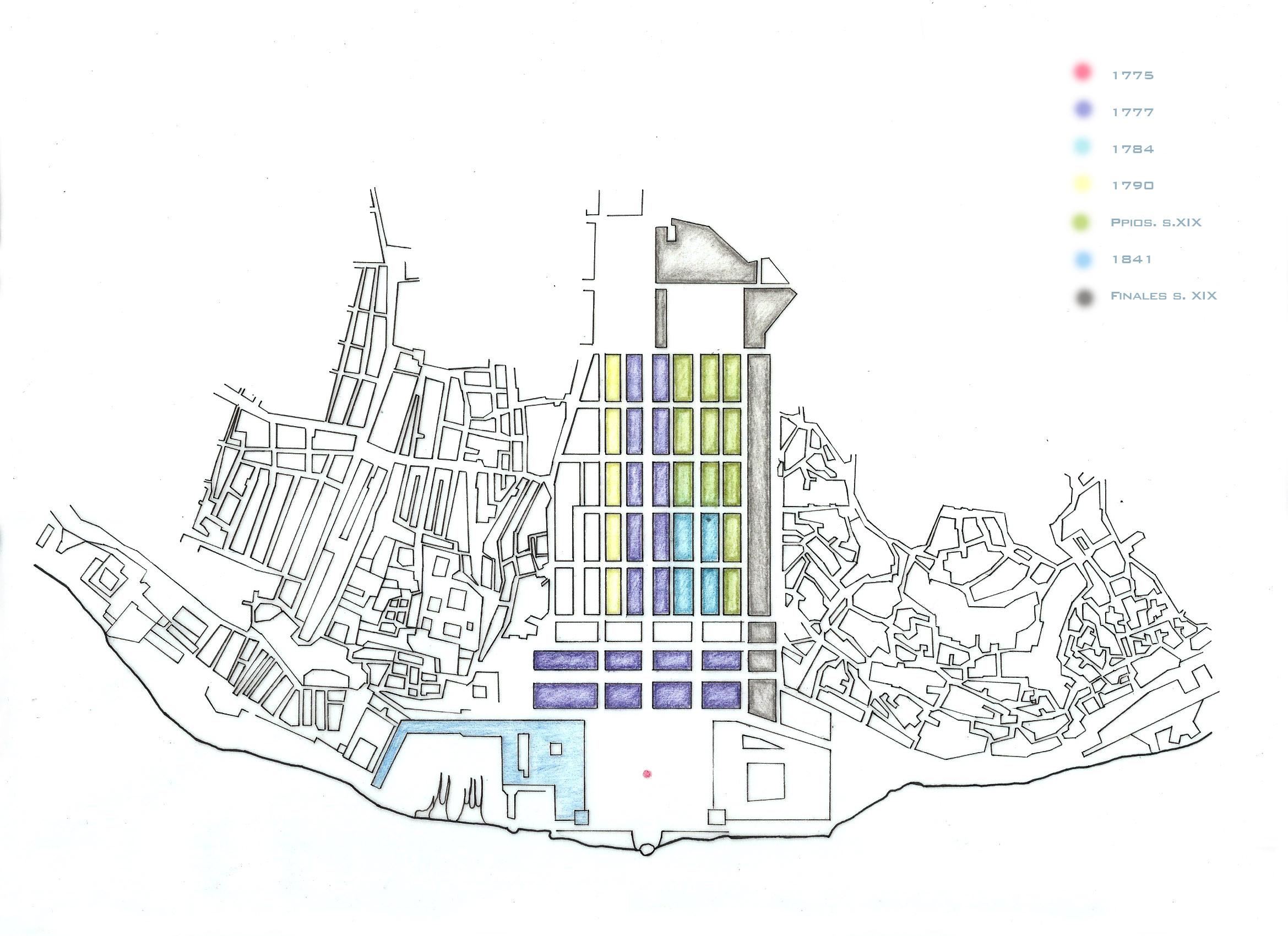 Plano Da Cidade De Cullera Seville-5185