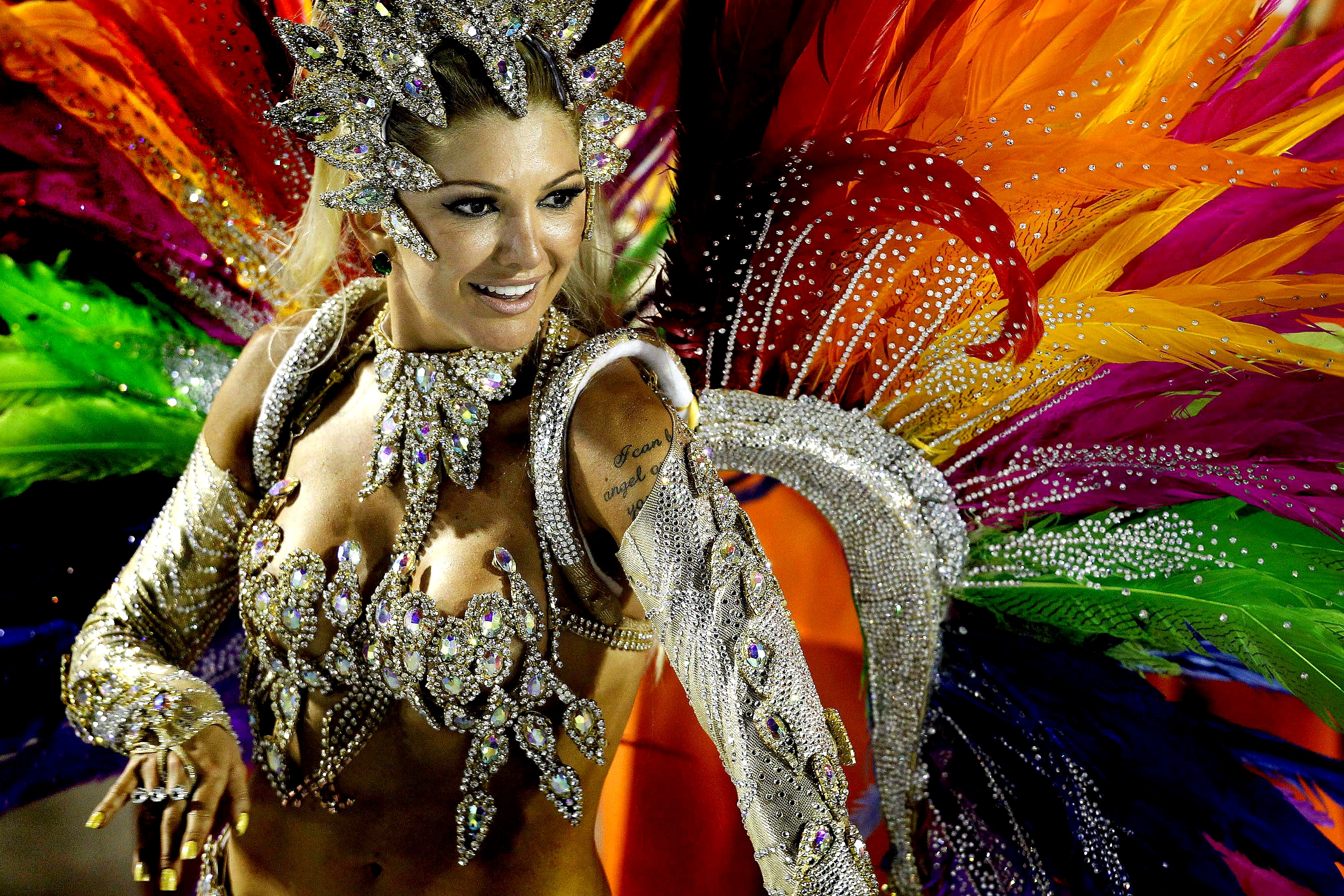 Mulheres Carnaval Do 2018 Round Rock-4922