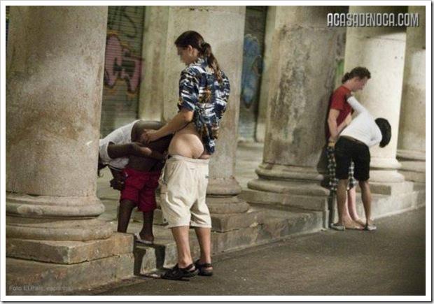 Tente Meninas Nas Amde X Porto-9536